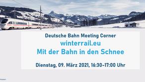 WinterRail ist Teil der digitalen ITB