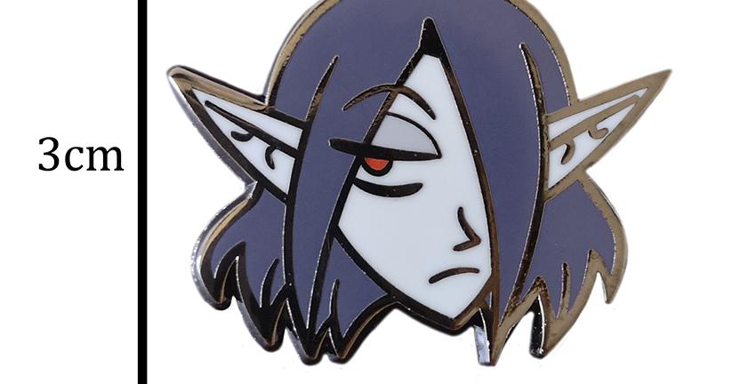 Missi head pin