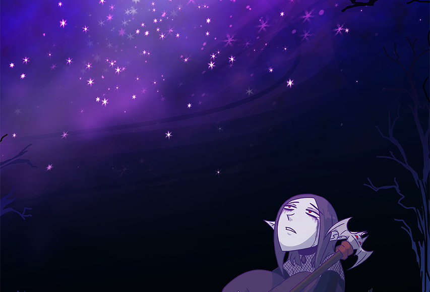 Missi Watch the Stars