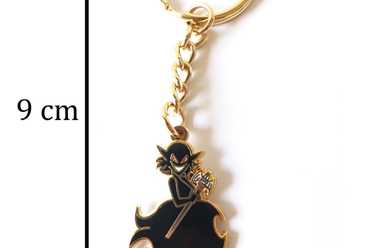 Missi shadow keychain
