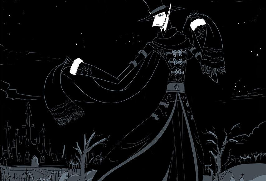 The Vampire of Winter