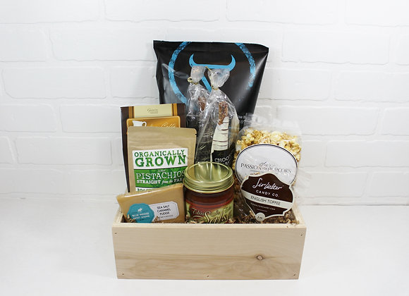 Premium Gift Baskets Salt Lake City | South Jordan | Blue Poppy ...