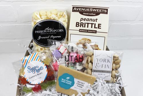 Made In Utah Gift Box