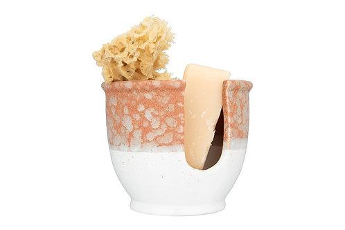 Stoneware Sponge Holder - Terra Cotta