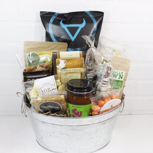 Premium Gift Baskets Salt Lake City | South Jordan | Blue Poppy Gifts