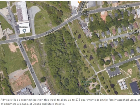 Ram Realty Advisors plans apartment project at land under contract in west Charlotte