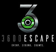 3600 Escape Room Games Logo