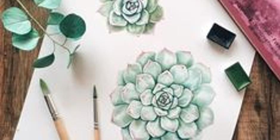 Watercolor Workshop - Introduction