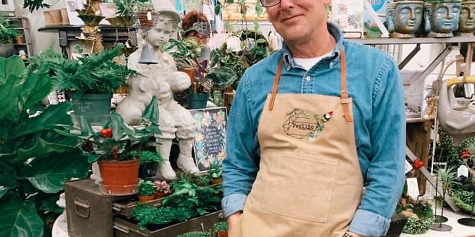 Mother's Day Designer Dish Garden Workshop