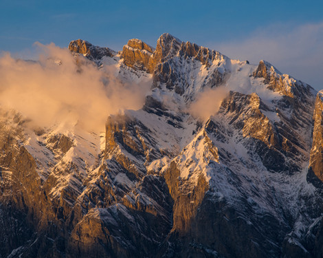 Haute de Cry. Valais, Switzerland