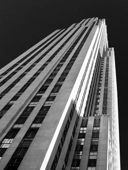 Rockefeller Center. New York City, USA