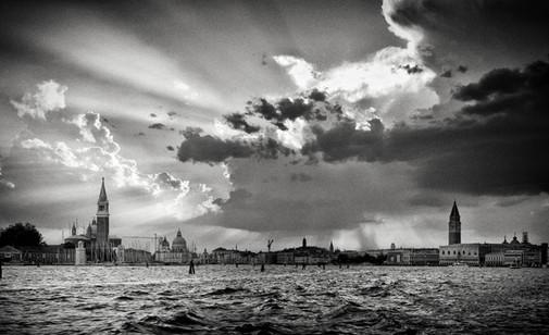 Venice Lagoon. Italy