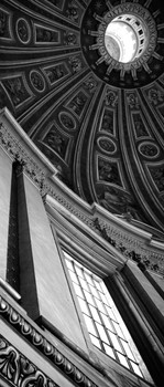 St. Peter's Basilica. Rome, Italy