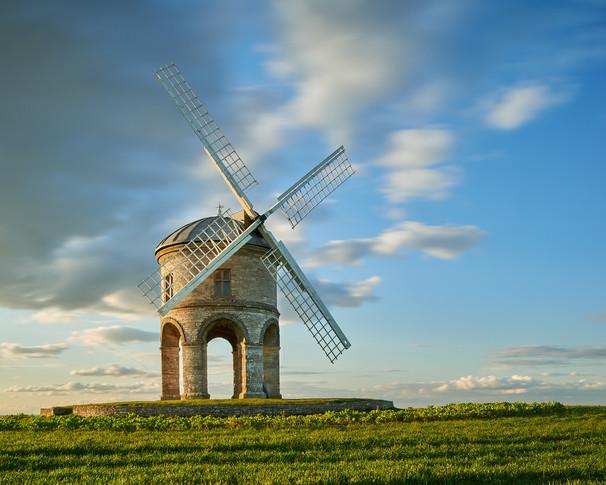 Chesterton Windmill. Warwickshire, UK