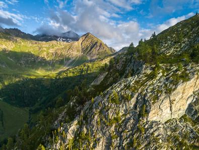Mont Gelé. Valais, Switzerland.