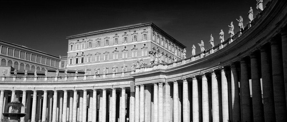 The Vatican. Rome, Italy