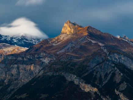 Bernese Alps. Valais, Switzerland