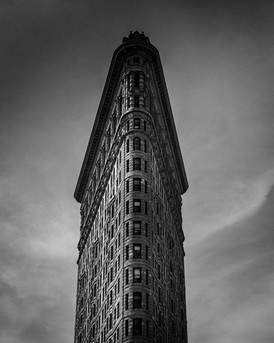 Flatiron Building. New York City, USA
