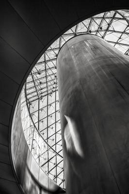 The Louvre. Paris, France