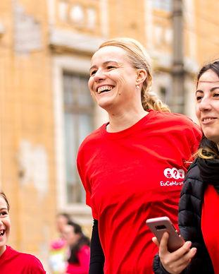 Run a marathon for refugees! Raise money with a fundraiser fr educaion