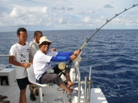 Sea Splash Fishing Trip P1