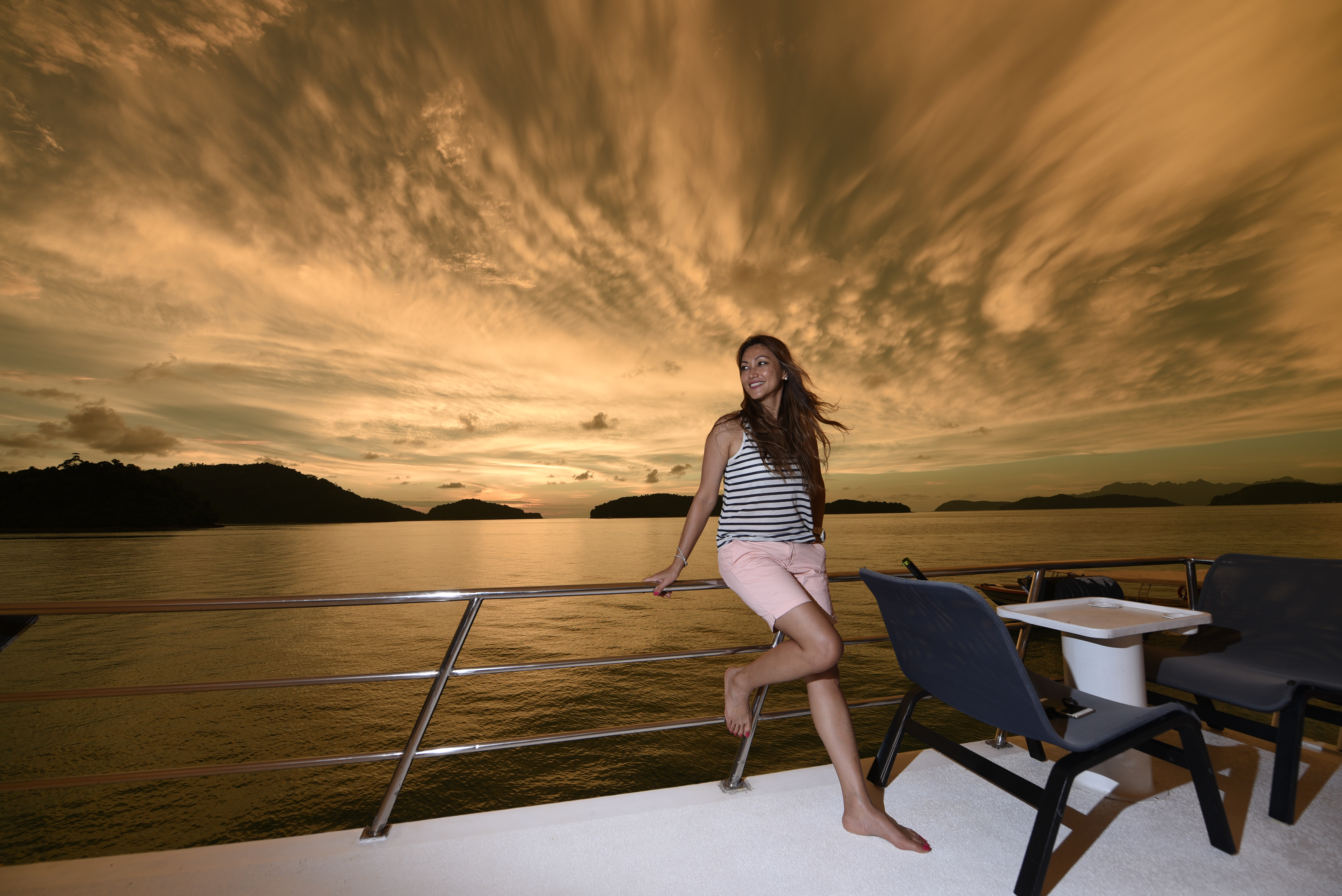 Sea Splash BBQ Sunset Cruise