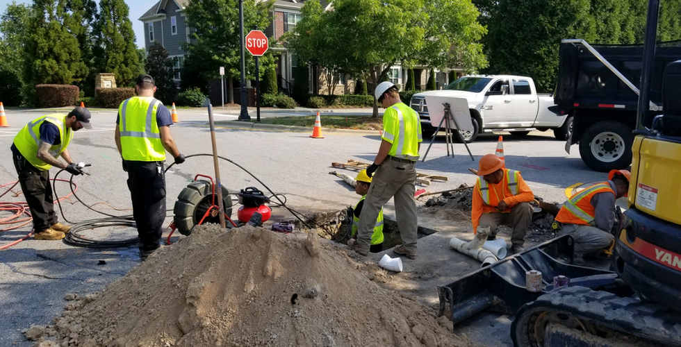 Sewer Inspection Cary