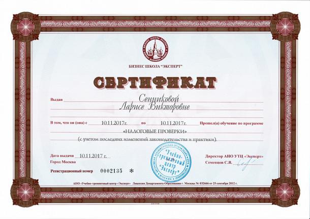 Сертификат  Налоговые проверки.jpg