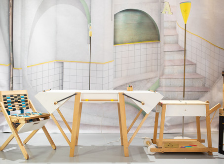 Ingenious mechanisms, wood and Mexican tradition in the furniture of LAUTAK