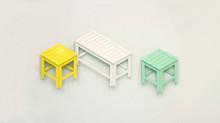 De-dimensions by Jongha Choi