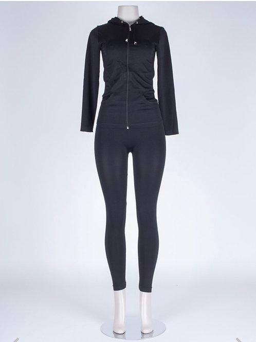 G & G Zip-Up Jacket Set