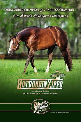 Hotroddin Zippo