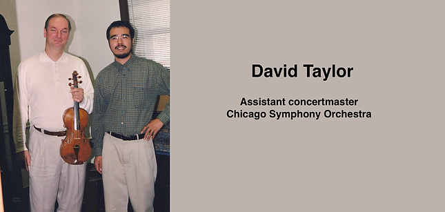 David Taylor | Guadagnini Violin Shop | www.guadagniniviolins.com | Chicago