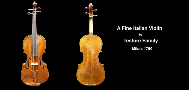 Testore | Guadagnini Violin Shop | www.guadagniniviolins.com | Chicago