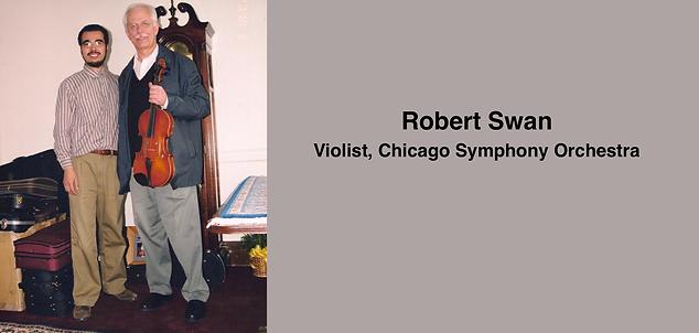Robert Swan | Guadagnini Violin Shop | www.guadagniniviolins.com | Chicago