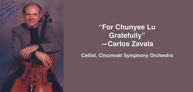 Carlos Zavala | Guadagnini Violin Shop | www.guadagniniviolins.com | Chicago