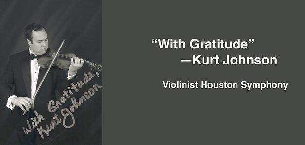 KURT JOHNSON | Guadagnini Violin Shop | www.guadagniniviolins.com | Chicago