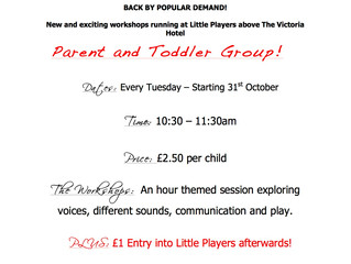 Little Players - Back By Popular Demand