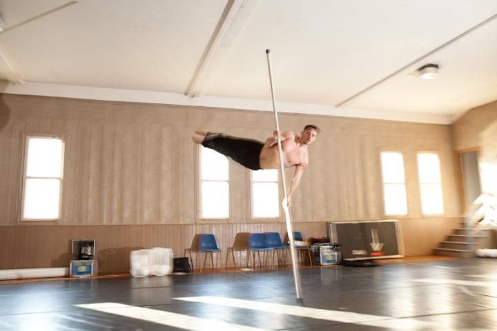 Aaron Dance photo