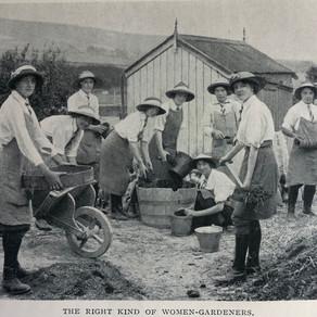 The Right Sort of Women Gardeners