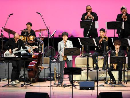 日本のビッグバンドの歴史と幅広い音楽性を実感