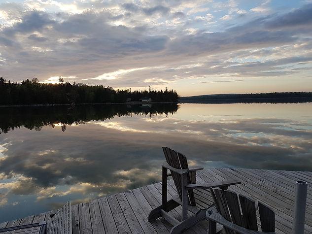 Mountain Trout Camp on beautiful Gillies Lake, Bruce Peninsula