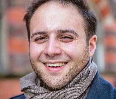 Mr Sergio A. Silverio (Masters Prize Winner 2020)