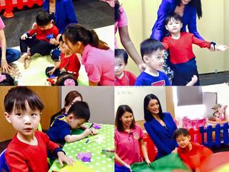 Amber Chia & Ashton Wong at Babytot@splay Bandar Botanic Klang, 20th June 2015