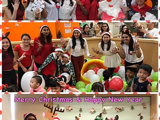 Christmas Party @ Babytots@play, 24th December 2016