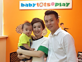 Babytots@play in on TV program , 28th June 2016