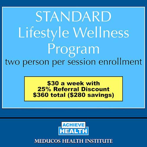STANDARD Lifestyle Wellness Program - Two People