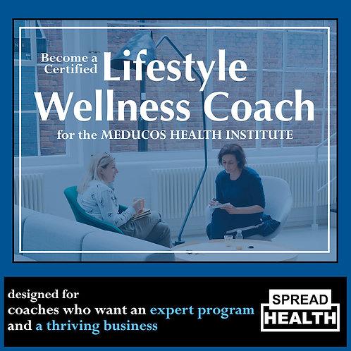 Lifestyle Wellness Coach Certification