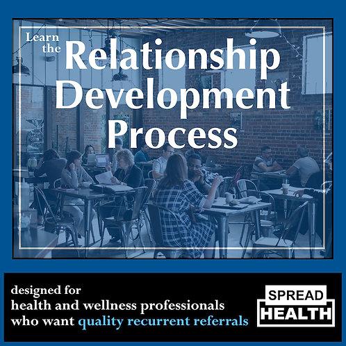 Relationship Development Process Course