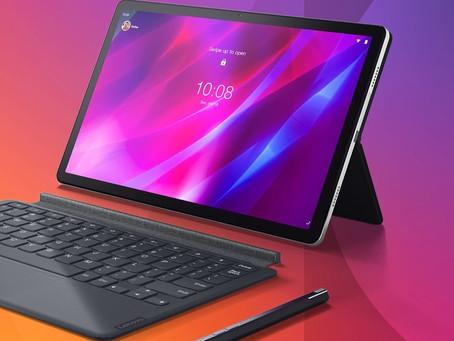 Представлены планшеты Lenovo Yoga Tab 11 и Lenovo Yoga Tab P11 Plus с 2K IPS дисплеями